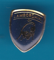52775-Pin's.Lamborghini.automobile.. - Unclassified
