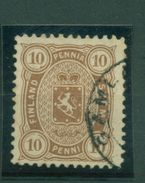Finlande 1875/81 - Y & T N. 15 - Série Courante - 1856-1917 Russian Government