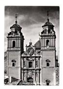 Cpa Velez Rubio (almeria) Iglesia De La Encarnacion (fachada) - Almería