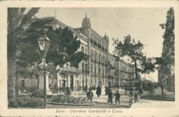 IT BARI /Giardino Garibaldi E Corso / - Bari