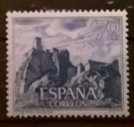FRANCOBOLLI STAMPS SPAGNA ESPANA 1966 MNH** SERIE CASTELLI - 1931-Aujourd'hui: II. République - ....Juan Carlos I