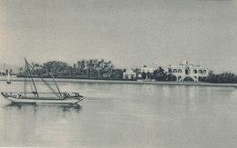 MASSAUA - ERITREA  - AFRICA ORIENTALE -  Colonia Italiana - A.O.I. /  Palazzo Del Governatore - Eritrea