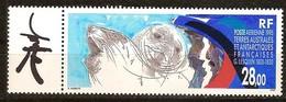 TAAF Terres Australes Et Antarctiques Françaises 1995 Yvertn° LP PA 136 *** MNH Cote 14,20 Euro Faune - Poste Aérienne