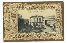 CPA ALGERIE ORAN HOTEL DES POSTES Angle Abime - Oran