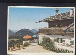 AK Landhaus Adolf Hitler Obersalzberg 1934 - Historische Persönlichkeiten