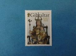 2009 GIBILTERRA FRANCOBOLLO NUOVO STAMP NEW MNH** - NOSTRA SIGNORA D'EUROPA CONGIUNTA VATICANO - Gibraltar