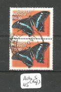 A Du S (Rép)  YT 1127T Bande Verticale De 2 Ob - África Del Sur (1961-...)