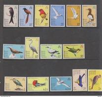 Yvert 63 / 77 ** Neuf Sans Charnière MNH Oiseau Bird - British Indian Ocean Territory (BIOT)