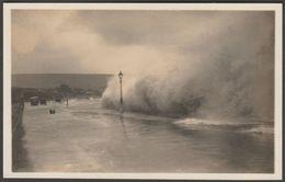 Rough Seas, Swanage, Dorset, C.1930 - Powell's RP Postcard - Swanage