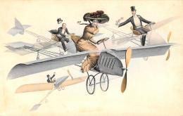 [DC11295] CPA - AEREI MODA - Non Viaggiata - Old Postcard - ....-1914: Precursori
