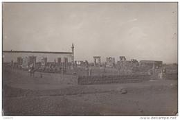 Syrie - Soueïda - Carte-Photo - Souvenir De L'Armée Du Levant 19 Juillet 1924 - Village Archéologie - RARE - Syria