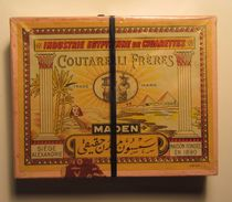 Sigarette Coutarelli Periodo 1930 Ca. - Fuma Sigarette