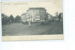 Leuven Louvain Vue Du Boulevard De Diest - Leuven