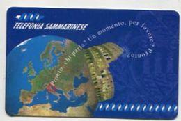 TK 31523 SAN MARINO - Urmet Rome MINT! - San Marino