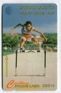 TK 31525 CAYMAN ISLANDS - 11CCIA.... Athletics - Kaimaninseln (Cayman I.)