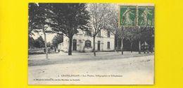 CHATELAILLON Les Postes (Bergevin Collas) Charente Maritime (17) - Châtelaillon-Plage