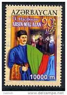 AZERBAIJAN 2003 Musical Comedy MNH / ** - Azerbaïjan