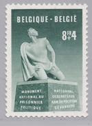 "862  - XX - COB V1 - Tache De Malfaçon Sous ""8"" - Cote 140.00 € - Plaatfouten (Catalogus OCB)"
