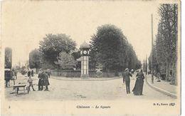 Chinon - Le Square - Chinon