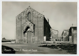BRINDISI    CHIESA  DI  S.  MARIA  DEL  CASALE    (NUOVA) - Brindisi
