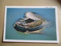 Carte  Fort Enet - France