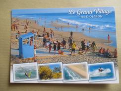 Carte île D Oleron - France