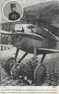Musée De L'Air: Le Vieux Charles De L'Escadrille Des Cigognes, Avion De Chasse Spad Du Capitaine Guynemer, Carte E.L.D. - 1914-1918: 1ère Guerre