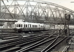 Paris-Est Autorails Picasso X 3800 - Photo Bellanger - Trains