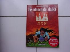 Bd Pellejero / Zentner LE SILENCE DE MALKA (eo Casterman 1996 Tbe - Books, Magazines, Comics