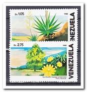 Venezuela 1982, Postfris MNH, Flowers, Trees, Plants - Venezuela