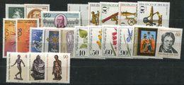 Allemagne Berlin** Annnée 1981 - 0912B - Timbres