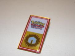 Pin's Pokémon League - Games