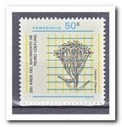 Venezuela 1980, Postfris MNH, Flowers - Venezuela