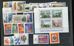 Allemagne Berlin** Annnée 1971 - 0912B - Sammlungen (ohne Album)