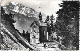 73-084 - SAVOIE - BRAMANS - Chapelle De La Délivrance - La Dent Parrachée - France