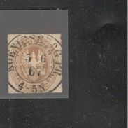 """Prussia1867:Michel18used Wih Very Good Cancel From """"KÖNIGSBERG"""" - Prusse"""
