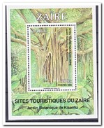 Zaïre 1990, Postfris MNH, Trees, Kisantu - Zaïre