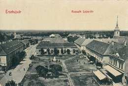 ERSEKUJUVAR (Slowakei) - Kossuth Lajos-tèr, Gel.1910 - Slowakei