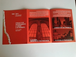 Alt1035 150° Anniversario Unita Italia Torino OGR Storia Architettura Futuro Scienza Tecnologia Ambiente Energia - Programmi