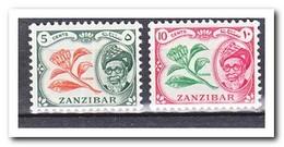 Zanzibar 1961, Postfris MNH, Plants - Zanzibar (1963-1968)