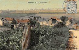 MAMERS - Les Abattoirs (carte Toilée) - Mamers