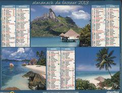 CALENDRIER ALMANACH 2013 - Calendars