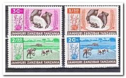 Zanzibar 1965, Postfris MNH, Agriculture, Food - Zanzibar (1963-1968)