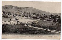 Macédoine--MONASTIR--BITOLA ---1919--Vue Générale  (coté De La Plaine ) - Macédoine