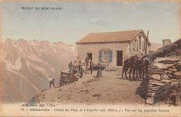 CHAMONIX - Châlet Du Plan De L'Aiguille - Vue Sur Les Aiguilles Rouges - Chamonix-Mont-Blanc