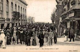 14 DEAUVILLE RUE GONTAUT-BIRON A MIDI - Deauville