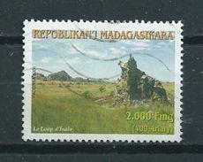 2004 Madagascar Tourism 2.000 Used/gebruikt/oblitere - Madagaskar (1960-...)