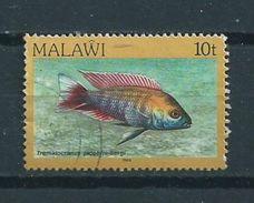 1984 Malawi Fish,vissen,fische,poisson Used/gebruikt/oblitere - Malawi (1964-...)