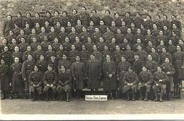78   VERSAILLES  CAMP DE SATORY    PELONTON  D  ELEVES  CAPORAUX   NOVEMBRE  1938   No  503  SUR  LE  COL - Versailles