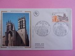FRANCE FDC 1985 YVERT 2350 MONTPELLIER - FDC